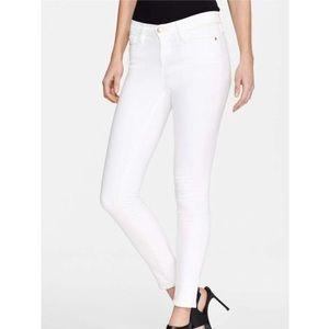 Frame Denim | 'Le Skinny De Jeanne' in White